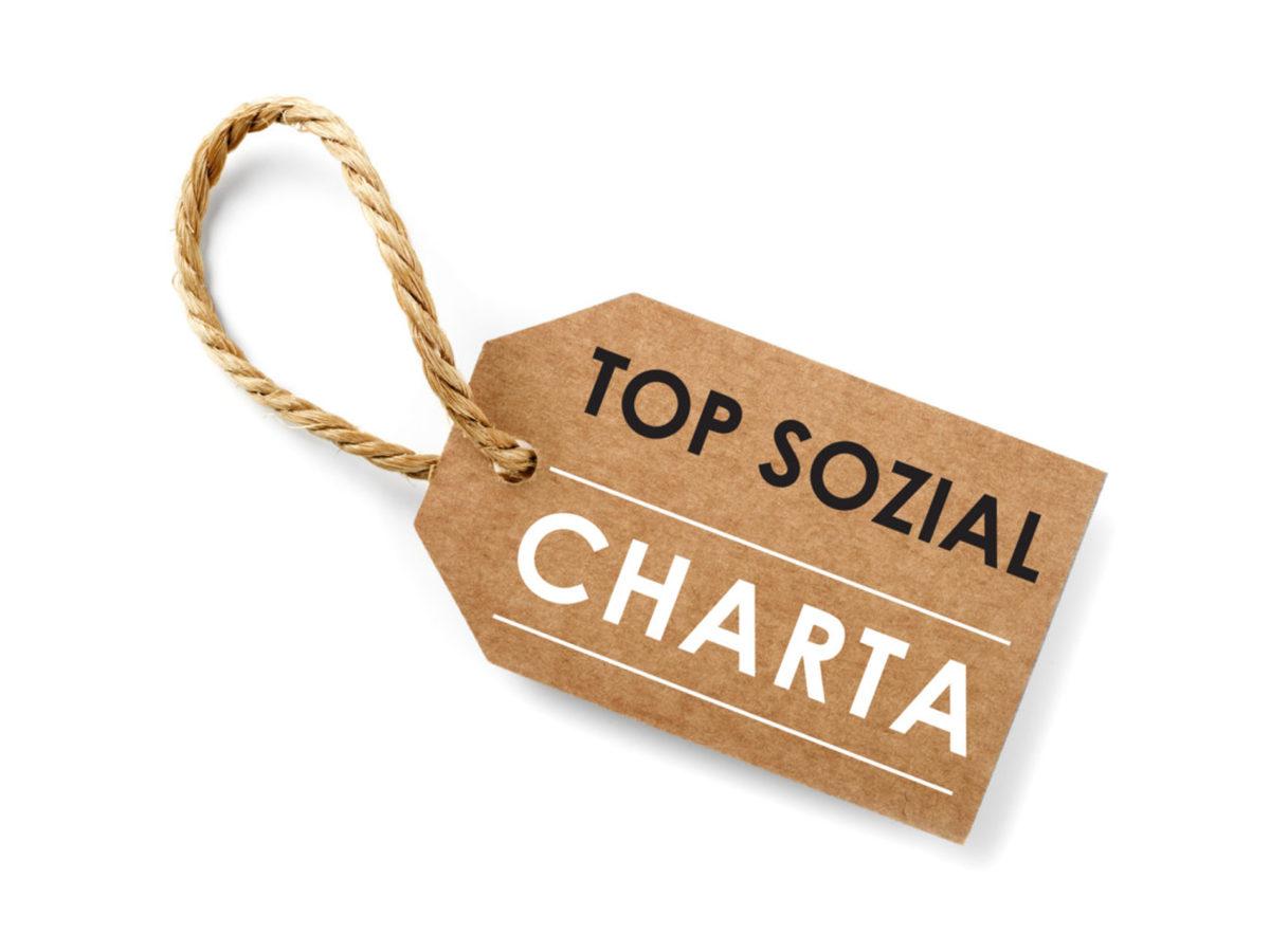 """Wir meinen es ernst - Die """"TOP Sozial"""" Charta sucht Gründungsmitglieder"""
