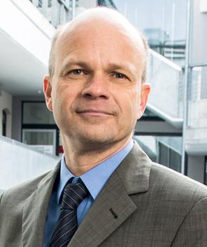 Volker Feyerabend, Dipl.-Ing., Dipl.-Betriebswirt, Geschäftsführer APROS Consulting & Services GmbH