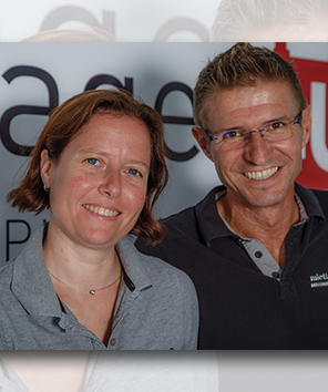 Doreen und Jörg Bührer