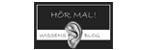 HÖR MAL BLOG Logo