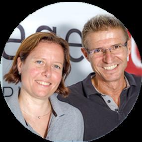 Jörg und Doreen Bührer