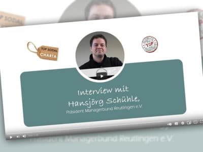 Interview Managerbund Reutlingen - Partner der APROS Consulting & Services